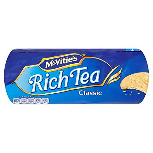 McVitie's Classic Rich Tea Biscuits (200g) - Pack of 6
