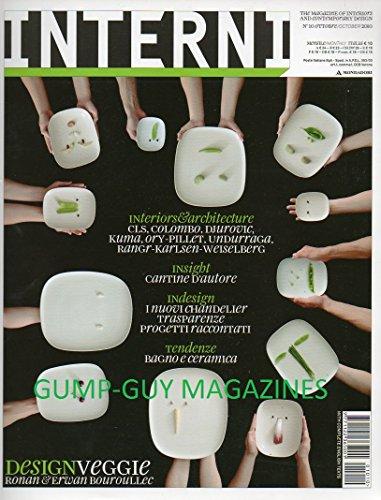 Interni October 2010 The Magazine Of Interiors And Contemporary Design - Glasses Chic City