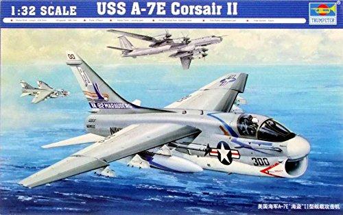 A-7E Corsair II 1/32 Trumpeter