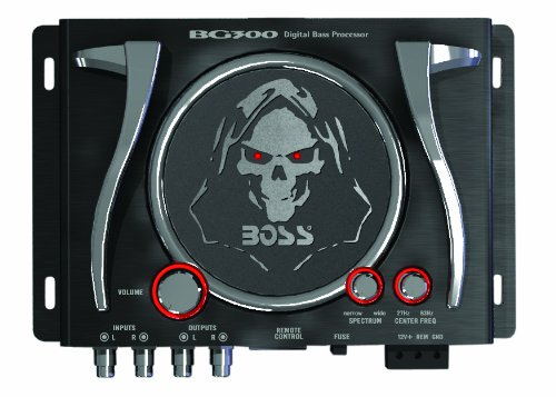 BOSS Audio BG300 Bass Generator
