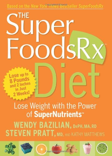 Superfoods Rx Diet Weight SuperNutrients product image