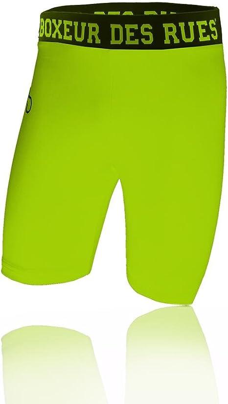 TALLA L. BOXEUR DES RUES Bxt-1612 Pantalones Cortos Ajustados, Hombre