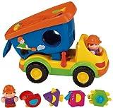 Kidoozie Super Shapes Dump Truck, Baby & Kids Zone