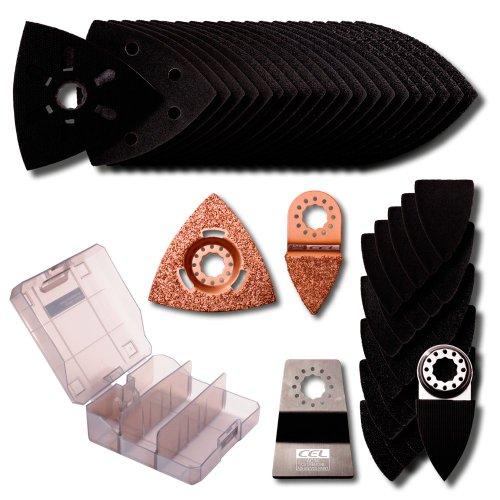 CEL AP09 Multi-Tool Schleifwerkzeug-Set