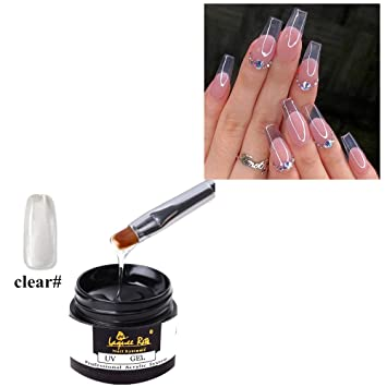99Lamour Gel Construction, Poly Extension Gel Nail Tips Builder ...