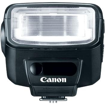 Canon 270EX II  Speedlite Flash for Canon SLR Cameras (Black)