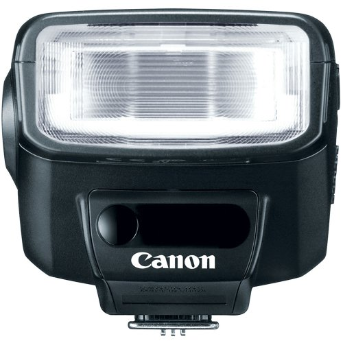 Canon 270EX II Speedlite Flash for Canon SLR Cameras (Black)