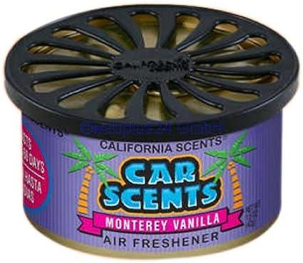 Car Scents Monterey Vanilla Auto