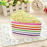 SICA 14x9x8cm Squishy Simulation Super Slow Rising Cake Squishy Fun Toys Decoration