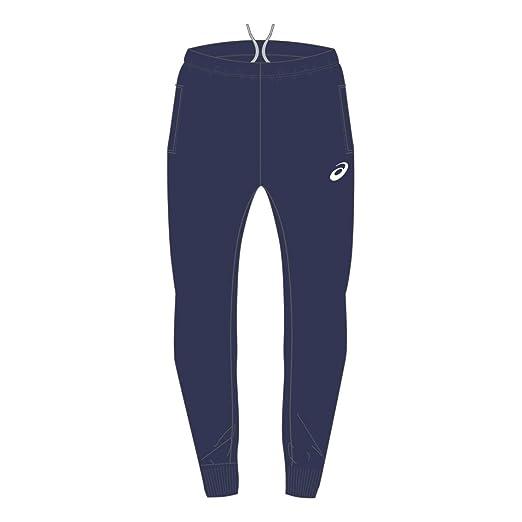 ASICS Essentials Pantalones Largos, Hombre, Gris (Heather Grey), L ...
