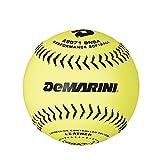 "DeMarini 12"" NSA Slowpitch Leather Softball - Dozen"