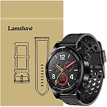 Amazon.com: XIHAMA for Huawei Watch 2 Classic with Quick ...
