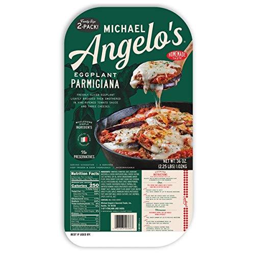 Michael Angelo's Expect More Eggplant Parmesan 4.5 pound