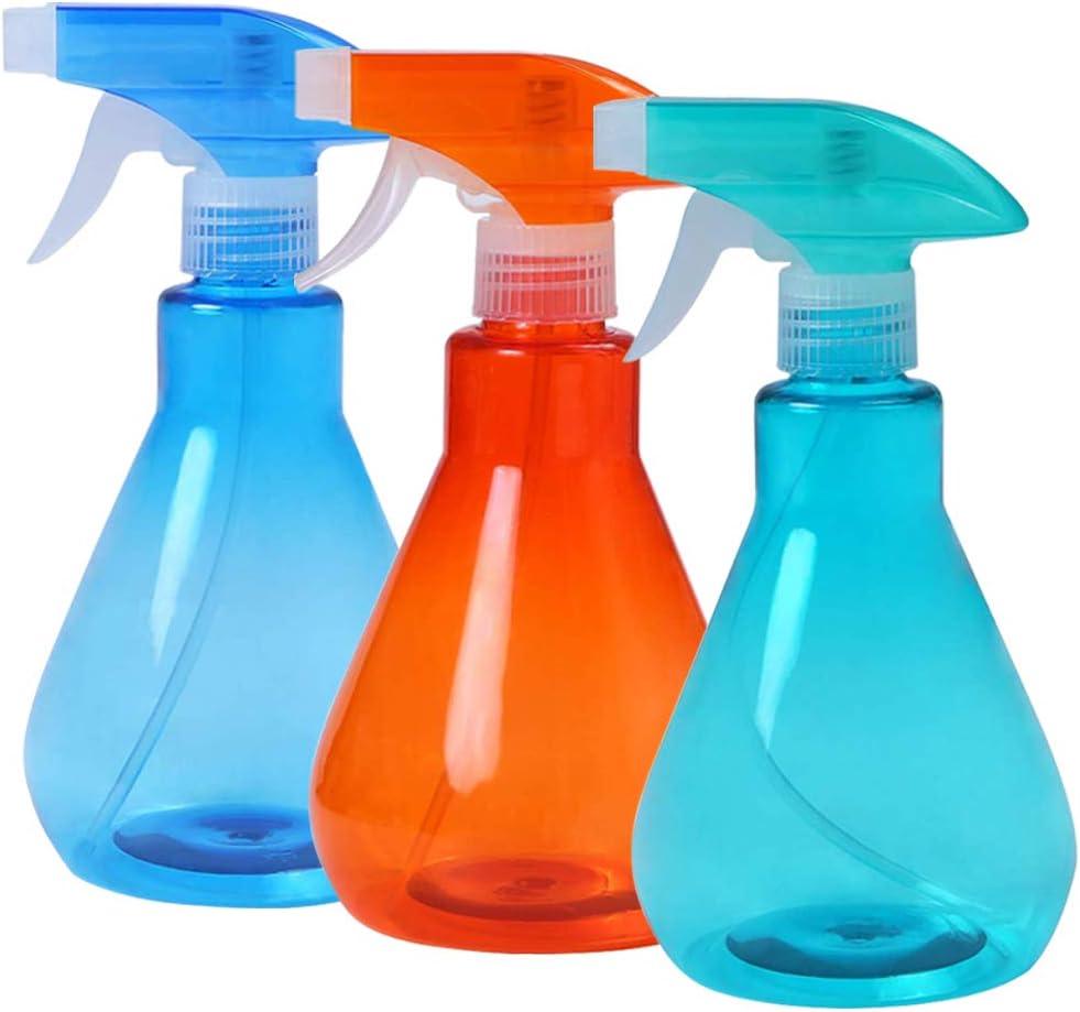 YANGTE - Botellas de espray vacías (500 ml, 3 unidades)