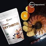 Organic Erythritol Granules, 6 Pounds