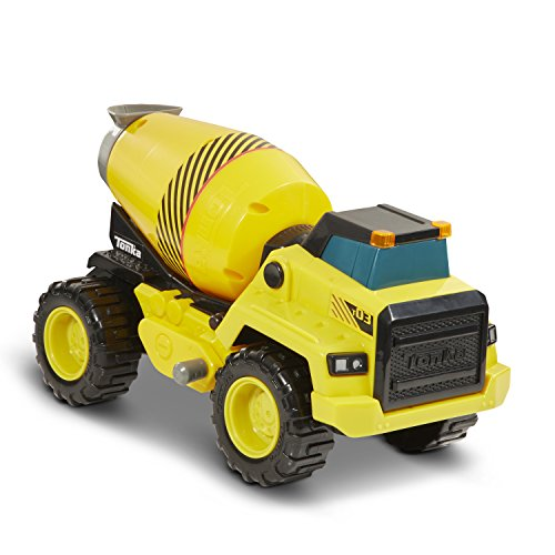 (Tonka Power Movers Cement Mixer Toy Vehicle)