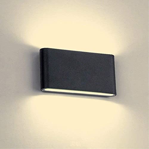 LED Wall Light Super Bright 12W COB LED Wall Lamp IP65 Waterproof Wall Sconce