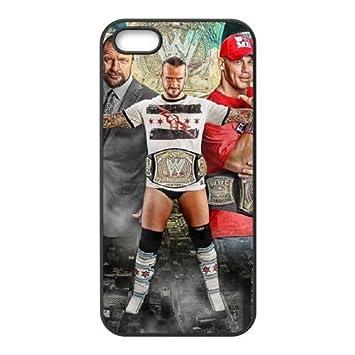 Undisputed Wwe Championship John Cena Vs Cm Punk Wallpaper
