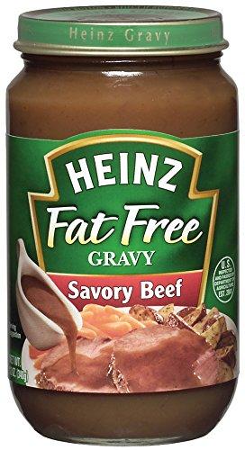 Heinz Savory Beef Gravy (12 oz Jars, Pack of 12) ()