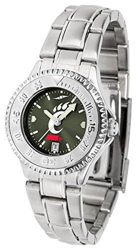 Linkswalker Cincinnati Bearcats Ladies' Competitor Steel Anochrome Watch