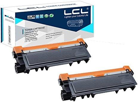LCL(TM) TN2320 TN-2320 TN2310 TN-2310 2600 Páginas (2-Pack Negro ...