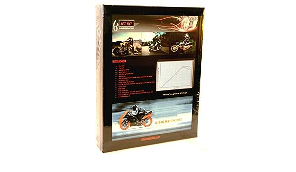 6 Sigma Carb Jet Kit fits Honda TRX 330 EX 330cc Big Bore Custom Performance Stage 1-3 Carburetor Jetting