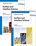 5-6: Surface and Interface Science, Volume 5 and 6: Volume 5 - Solid Gas Interfaces I; Volume 6 - Solid Gas Interfaces II (Wandelt Hdbk Surface and Interface Science V1 - V6)