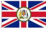 Fyon Commissioner of the British Antarctic Territory flag British Antarctic Territory flag banner 8x12inch