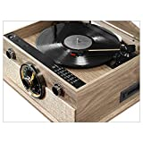 Victrola Brookline Style 6-in-1 Bluetooth Record