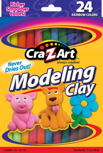 Cra Z Art Modeling Clay Count 10901
