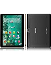 "Tablets 10 (10.1 "") Pulgadas Android7.0 BEISTA-(3G Tablet,WiFi,HD IPS,16GB de Memoria Interna,2GB RAM,Quad Core,Servicios de Google de Soporte,sim doblel,Cámara Doble,Bluetooth/GPS/OTG)-Blanco"