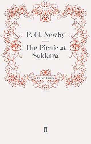 The Picnic At Sakkara by P.H. Newby