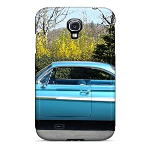 Galaxy S4 Case Cover Skin : Premium High Quality Sky 61 Blue Case