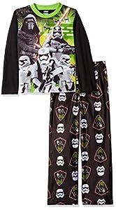 Star Wars Boys' Icon 2-Piece Pajama Set