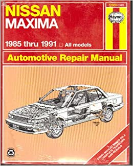 Nissan maxima automotive repair manual haynes automotive repair nissan maxima automotive repair manual haynes automotive repair manual series ken freund 9781563920059 amazon books fandeluxe Image collections