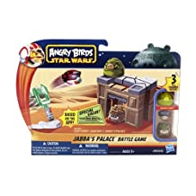 Angry Birds Star Wars Battle Game [Jabba's Palace]