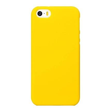 Amazon.com: MUNDULEA - Carcasa mate para iPhone 5S, SE, 5 ...