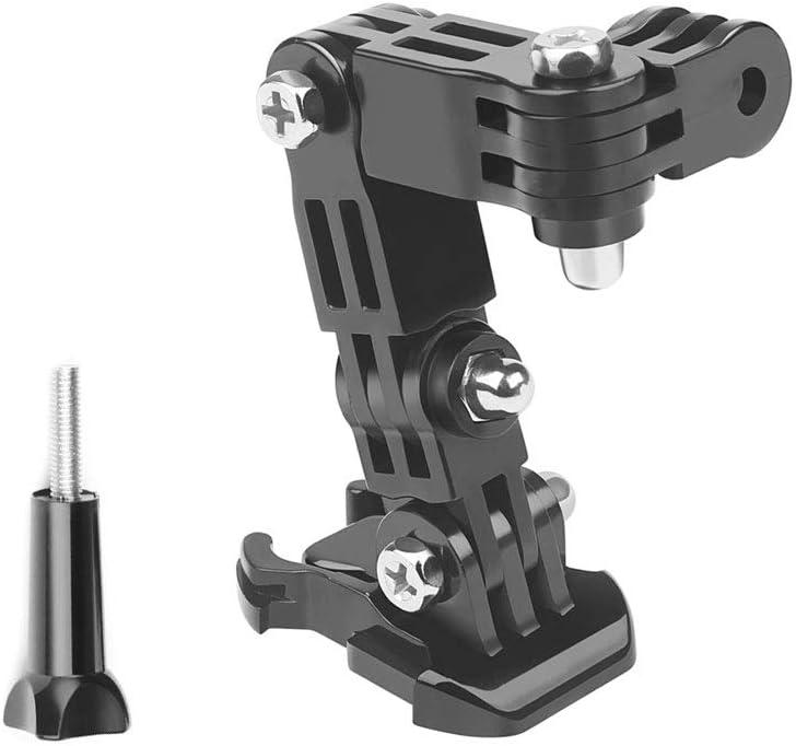 4 Way Adjustable Pivot Arm Tripod Mount for GoPro Hero 7 6 5 Black Xiaomi Yi 4K Sjcam Sj4000 Eken Go Pro Hero 5 Accessory