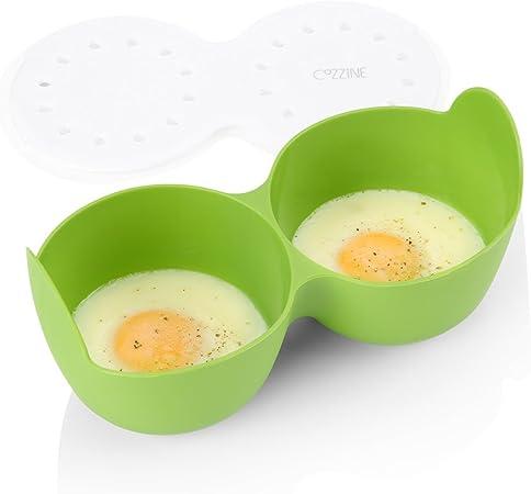 Cozzine Huevo Microondas, Huevos Cazadores Furtivos, Escalfadores ...
