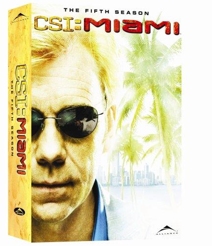 Price comparison product image CSI: Miami - Season 5