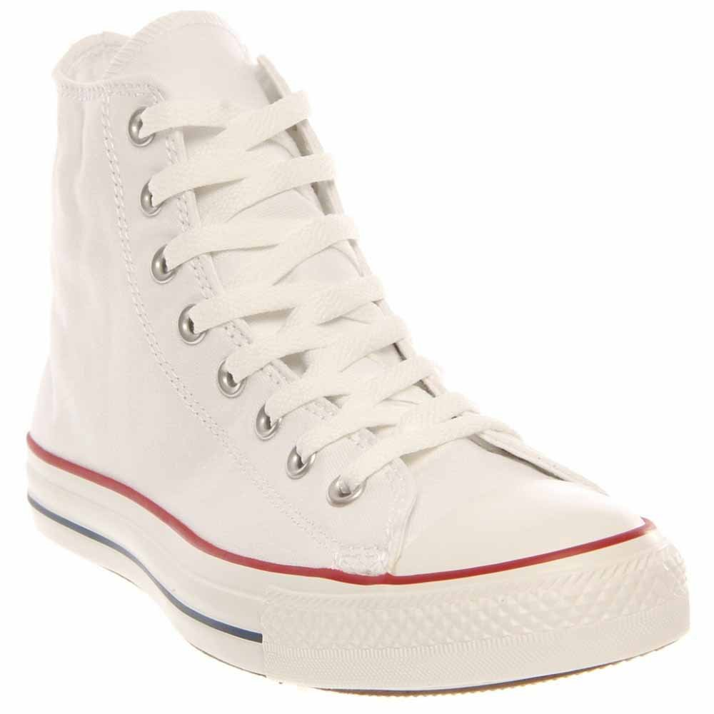 Converse Womens Chuck Taylor All Star HI Sneakers Natural White Womens 7.5 by Converse