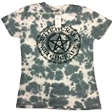 BoxLunchGives Witchcraft Spirit Air Fire Water Earth Girls T Shirt (S, Multi)