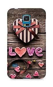 Amez designer printed 3d premium high quality back case cover for Samsung Galaxy S5 Mini (Romantic gift)