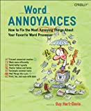 Word Annoyances, Guy Hart-Davis, 0596009542