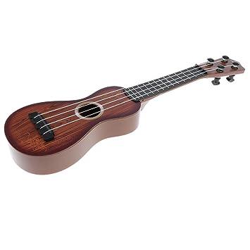 non-brand Juguete de Música Infantil Guitarra Acústica de 4 ...