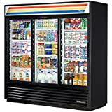 True GDM-69-LD Glass Door Merchandisers, 33 Degree F to 38 Degree F