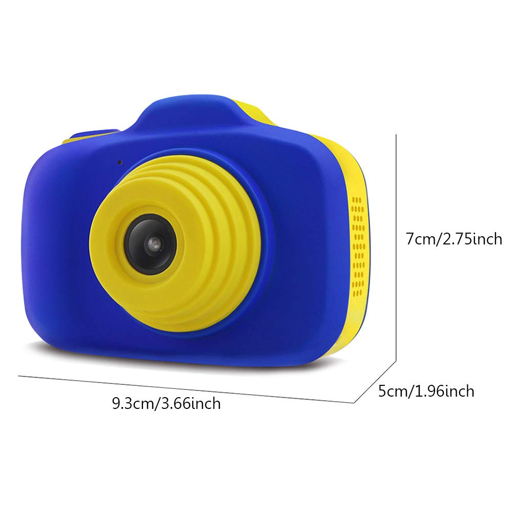 Kids Toys Camera for Boys & Girls, Cute Multi-function Premium Mini Camera HD Video Camera(16GB Memory Card Included) by Lin-Tong (Image #3)