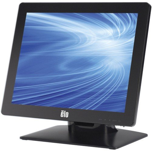 Elo E523163 Desktop Touchmonitors 1517L AccuTouch 15'' LED-Backlit LCD Monitor, Black