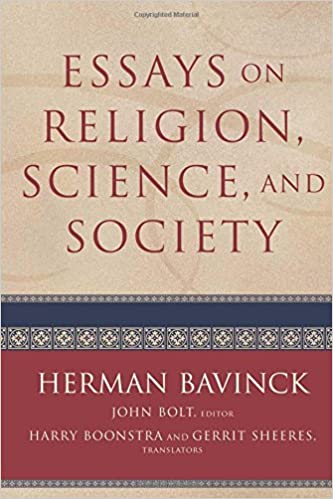 Cause And Effect Essay On Depression Essays On Religion Science And Society Herman Bavinck John Bolt Harry  Boonstra Gerrit Sheeres  Amazoncom Books Examples Of Compare And Contrast Essays also How To Write A Literature Essay Essays On Religion Science And Society Herman Bavinck John Bolt  An Interesting Incident Essay