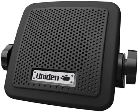 Uniden (BC7) Bearcat 7-Watt External Communications Speaker